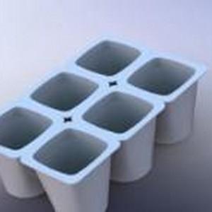 Embalagem termoformada
