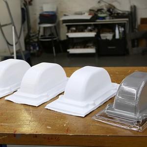 Fabricante de moldagem vacuum forming
